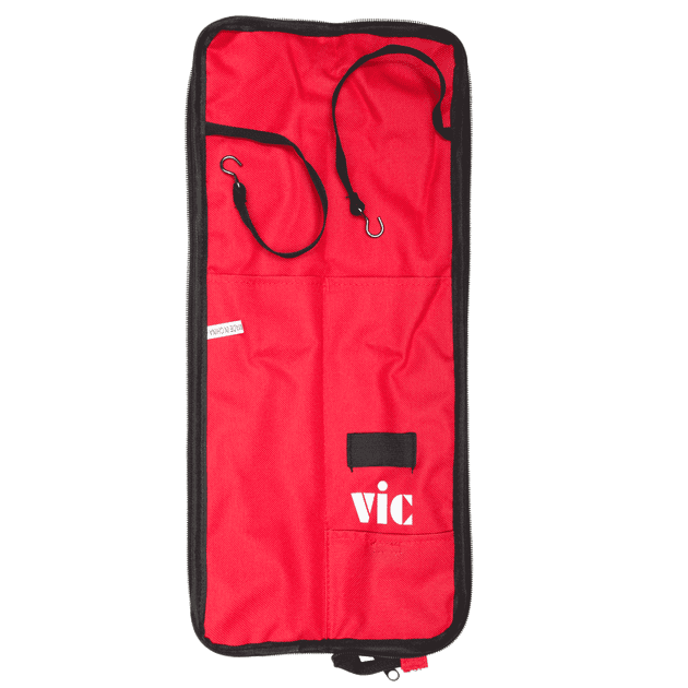 Vic Firth ESBRED Essentials Stick Bag -- Red