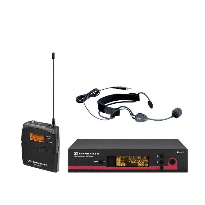 Sennheiser Ew152 G3 Uhf Headset Wireless