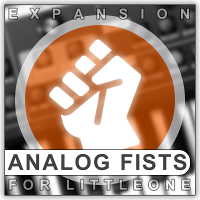 XHUN Audio Analog Fists Expansion for LittleOne (Download)