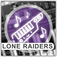 XHUN Audio Lone Raiders Expansion for LittleOne (Download)