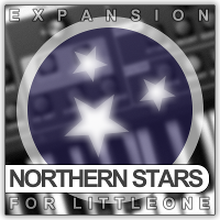 XHUN Audio Northern Stars Ambient and Evocative Presets for LittleOne (Download)