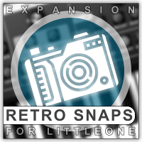 XHUN Audio Retro Snaps Expansion for LittleOne (Download)