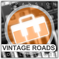 XHUN Audio Vintage Roads Expansion for LittleOne (Download)