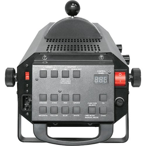 Chauvet 75St Portable Led Followspot - Red One Music