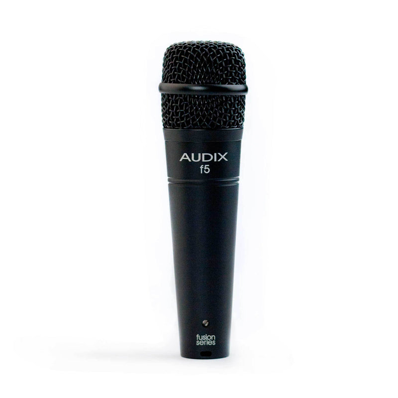 Audix F5 Hypercardioid Instrument Microphone - Red One Music