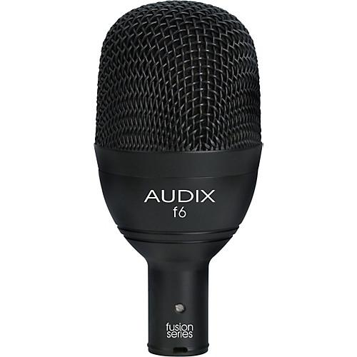 Micro et support pour grosse caisse Audix F6 - Red One Music