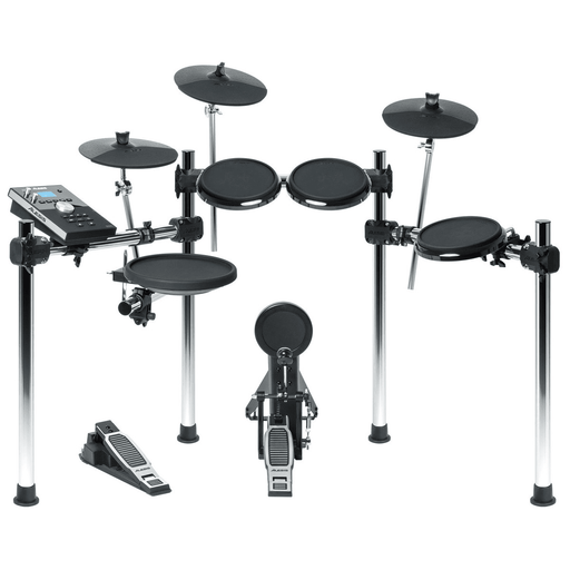 Alesis Forge Kit  Eight-Pieces Drum Kit With Forge Drum Module