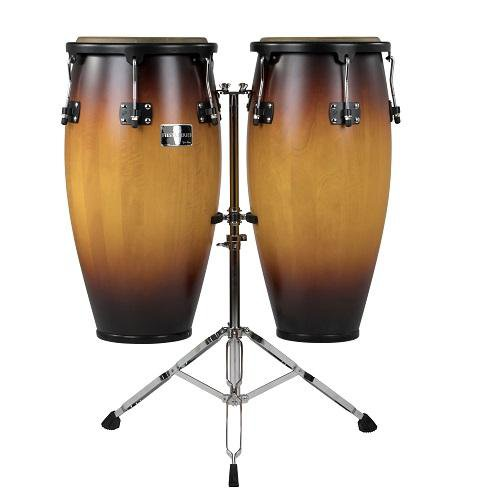 Gon Bops FS1112SETSB Série Fiesta - Sunburst Congas - Red One Music