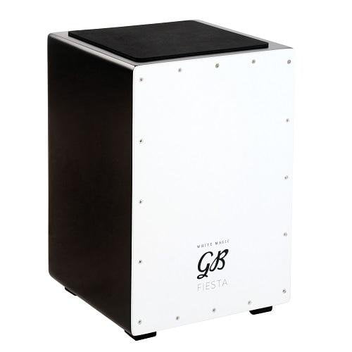 Gon Bops Fscjwm Fiesta White Magic Cajon