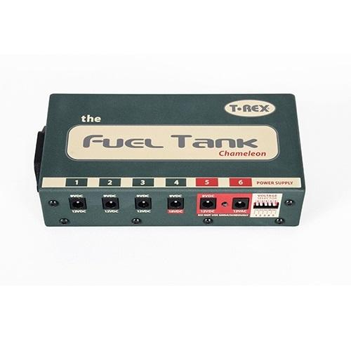 T-Rex Fueltank Chameleon Power Supply - Red One Music
