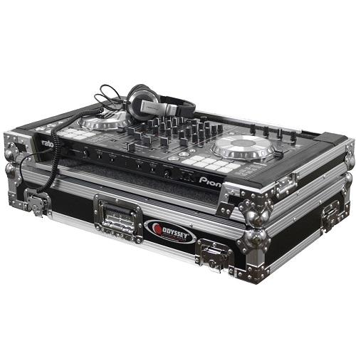 Odyssey Fzpiddjsx Dj Controller Case Innovative Designs flight Zone Controller - Red One Music