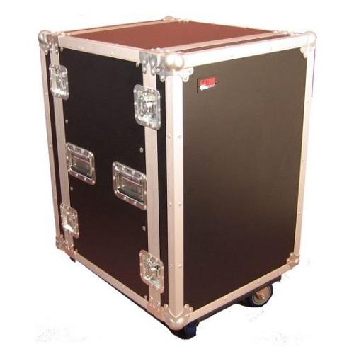 Gator G-Tour 12 Uca-24D Rolling Rack Case - Red One Music