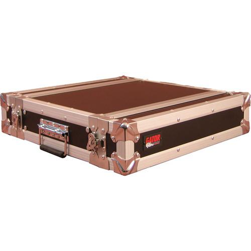 Gator G-Tour-Efx2 Rack Case - Red One Music