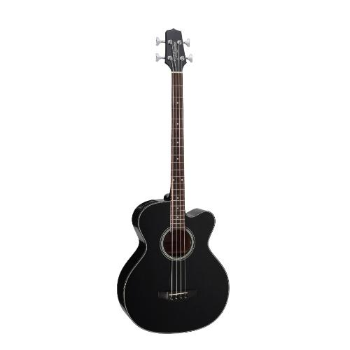 Takamine Gb30Ce-Blk Acoustic Electric Bass Guitar Black