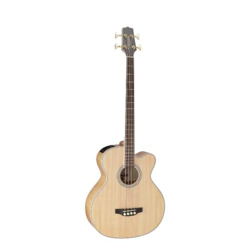 Takamine Gb72Ce-Nat Acoustic Electric Bass Guitar Natural