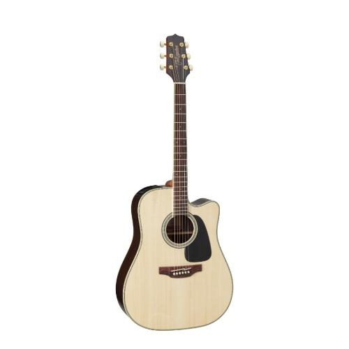 Takamine Gd51Ce-Nat Dreadnought Acoustic Electric Guitar
