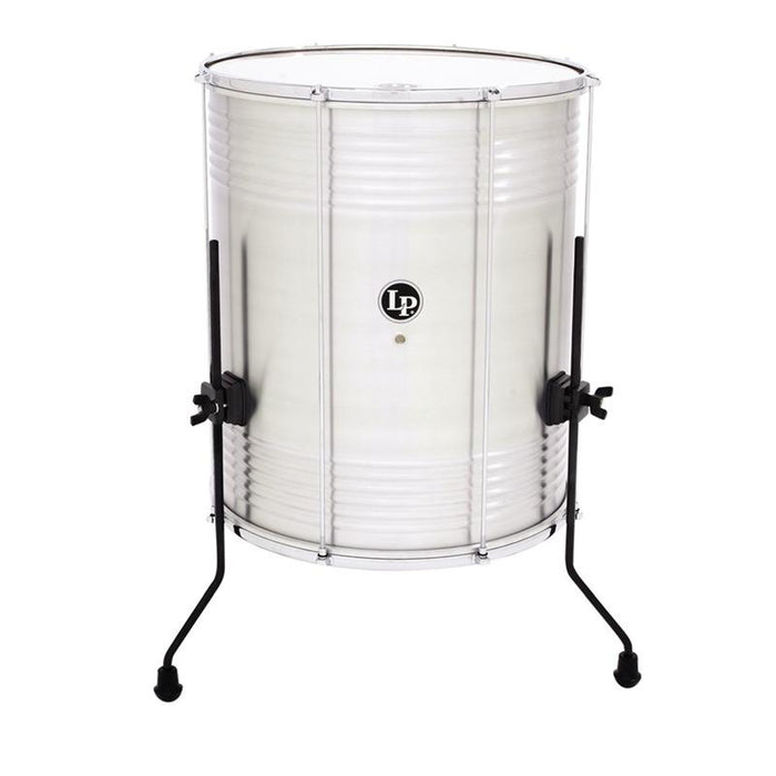 Latin Percussion Lp3118  18 Rio Aluminum Surdo With Legs