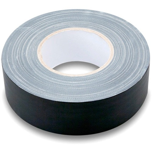 Hosa GFT Gaffer's Tape Black 60 Yards GFT-447BK 2-Inch Wide - Red One Music