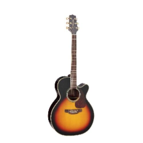 Takamine Gn71Ce-Bsb Nex Acoustic Electric Brown Sunburst - Red One Music