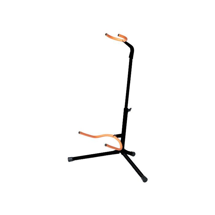 Stageline Gs2445  Guitar Stand - Red One Music