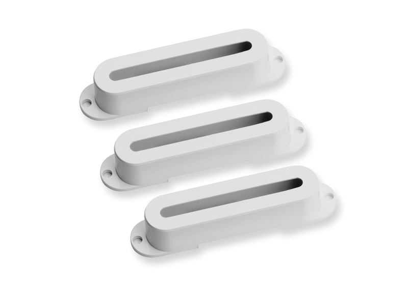 Seymour Duncan 11800-17-W STK Cover Hot White