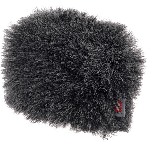 Rycote 055355 Mini Windjammer For Zoom H4 - Red One Music