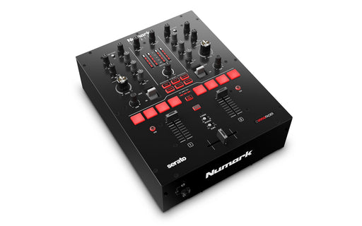 Numark Scratch 2-channel Scratch Mixer For Serato Dj Pro - Red One Music