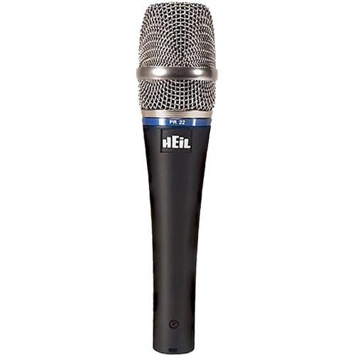 Heil Pr22-Ut Microphone With Utility - Red One Music