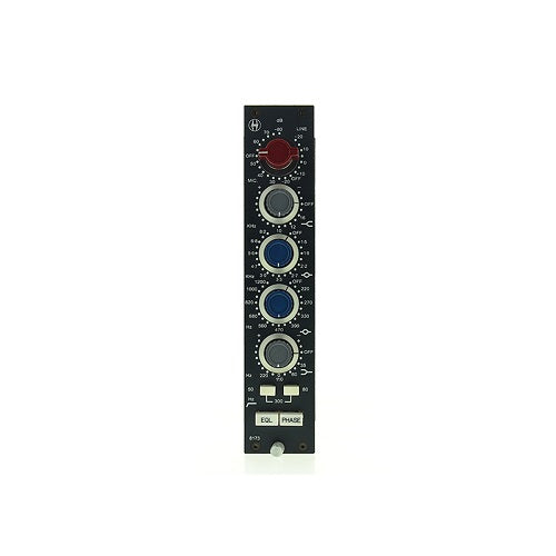Heritage Audio 8173 80 Series Microphone Preamplifier Module - Red One Music