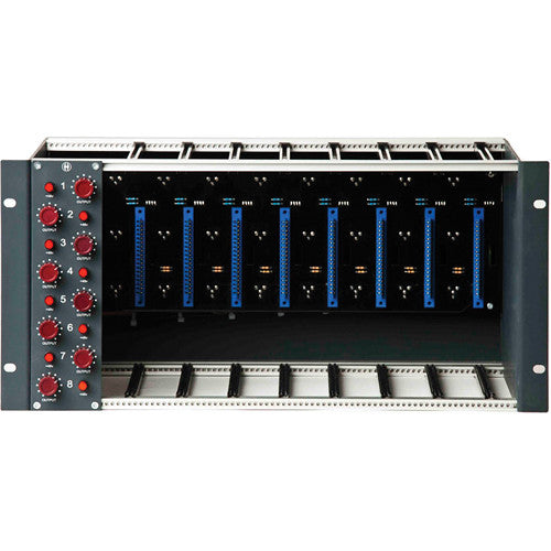 Heritage Audio FRAME 8 For 80 Series Modules - Red One Music