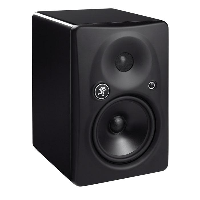 "Moniteur de studio 624 voies haute résolution Mackie HR2mk6 2 ""- Red One Music"