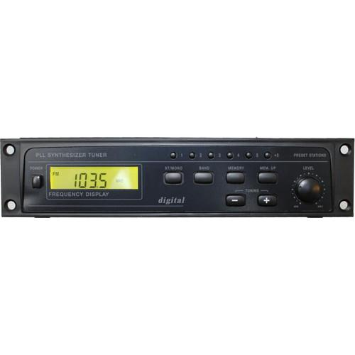 Rolls Hr78X Digital Amfm Tuner With Xlr Output - Red One Music