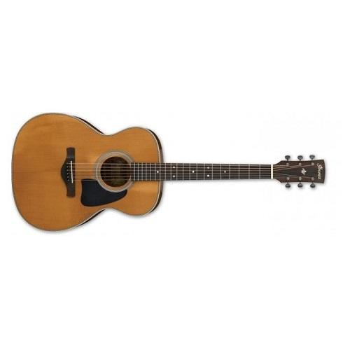 Ibanez Avc11-Ans Av Thermo Aged Grand Concertsolid Caucasian Spruce Top-Antique Natural Stain