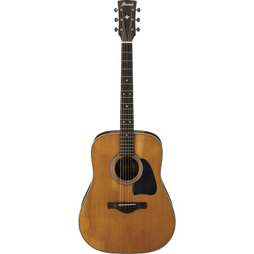 Ibanez Avd11-Ans Av Thermo Aged Soild Caucasion Spruce Top-Antique Natural Semi Gloss
