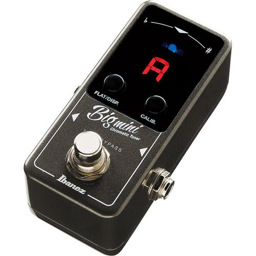 Ibanez Bigmini Pedal Tuner - Red One Music