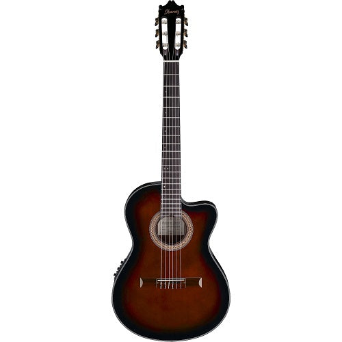 GA35TCE-DVS GA THINLINE CLASSIC WITH EQ-DARK VIOLIN SUNBURST HIGH GLOSS