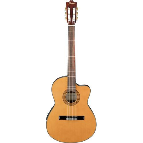 IBANEZ GA5TCE-AM AMBER CLASSICAL GUITAR