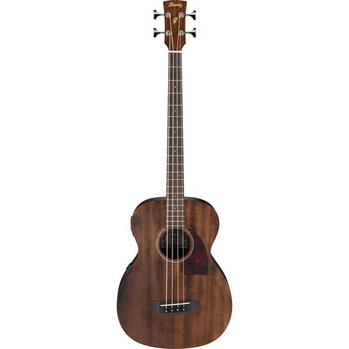 Ibanez Pcbe12Mh-Opn Natural Acoustic Bass