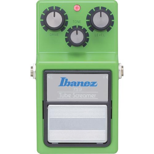 Ibanez Ts9 Overdrive Pedal - Red One Music