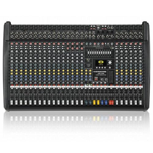 Dynacord CMS 2200-3 In-Stock 22-Channel Compact Mixing System - Red One Music