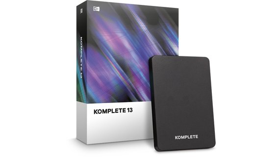 Logiciel Native Instruments Komplete 13