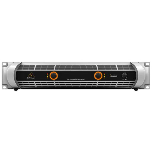 BEHRINGER INUKE NU1000 ULTRA-LIGHTWEIGHT HIGH-DENSITY 1000-WATT POWER AMPLIFIER