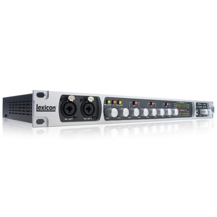 Lexicon I-O  Fw810S 10-Input  12-Output Firewire Audio Interface