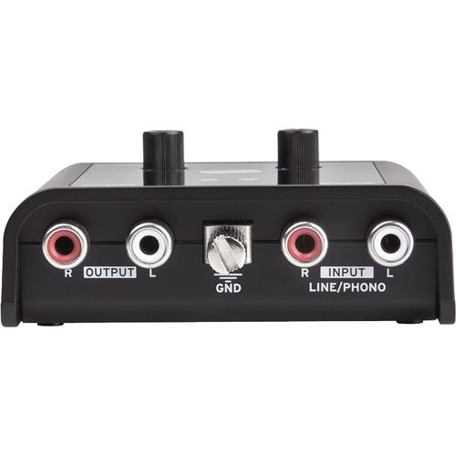 Reloop IPHONO 2 USB Recording Interface - Red One Music