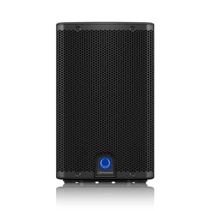 Turbosound IQ8 2500W 8In Powered Speaker - Red One Music