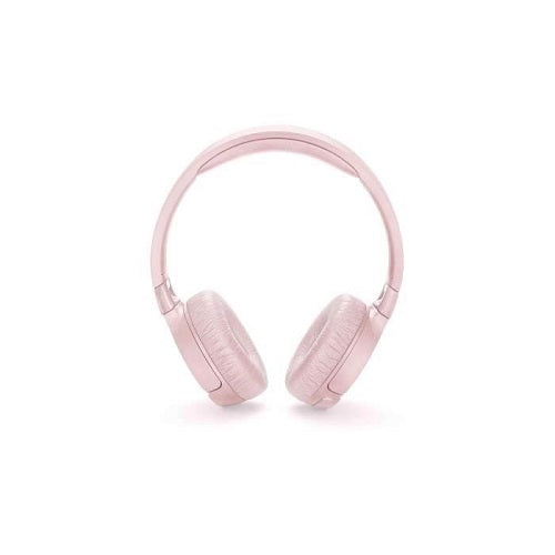 JBL TUNE 600BTNC Wireless On-Ear Headphones with Active Noise Cancellation (Pink) - Red One Music