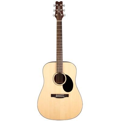 Jasmine Dreadnought Jd-36 Acoustic Guitar - Red One Music