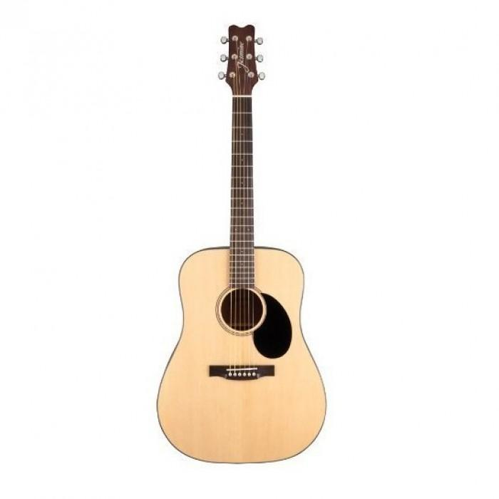 Jasmine Dreadnought Jd-39 Acoustic Guitar - Red One Music
