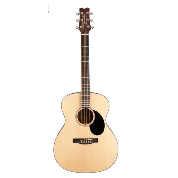 Jasmine Orchestra Jo-36 Acoustic Guitar - Red One Music