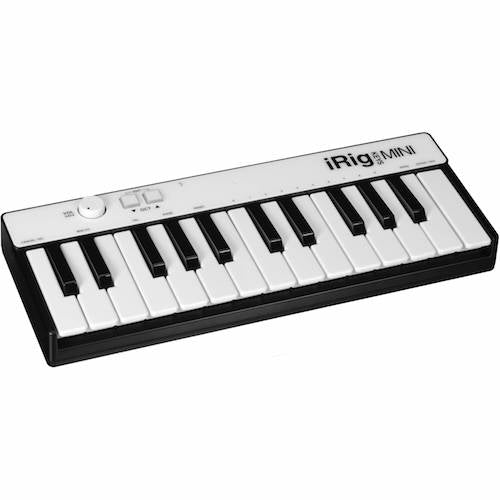 Ik Multimedia Irig Clavier Mini Contrôleur Midi Ip-Irig-Keysmini-In Pour Iphone